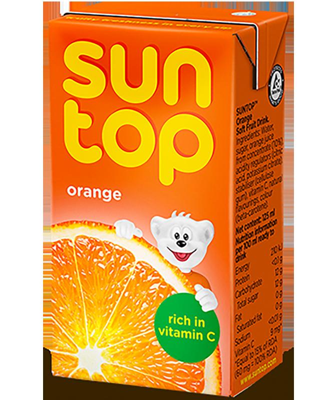 Suntop Orange
