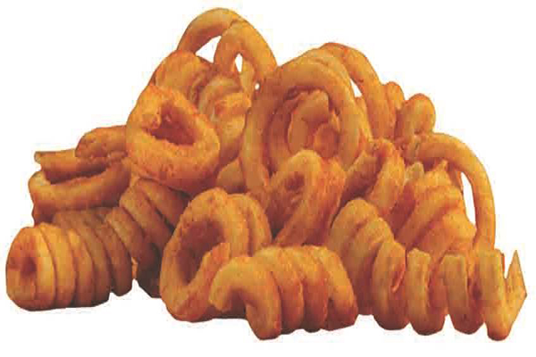 Spicy Curly Fries