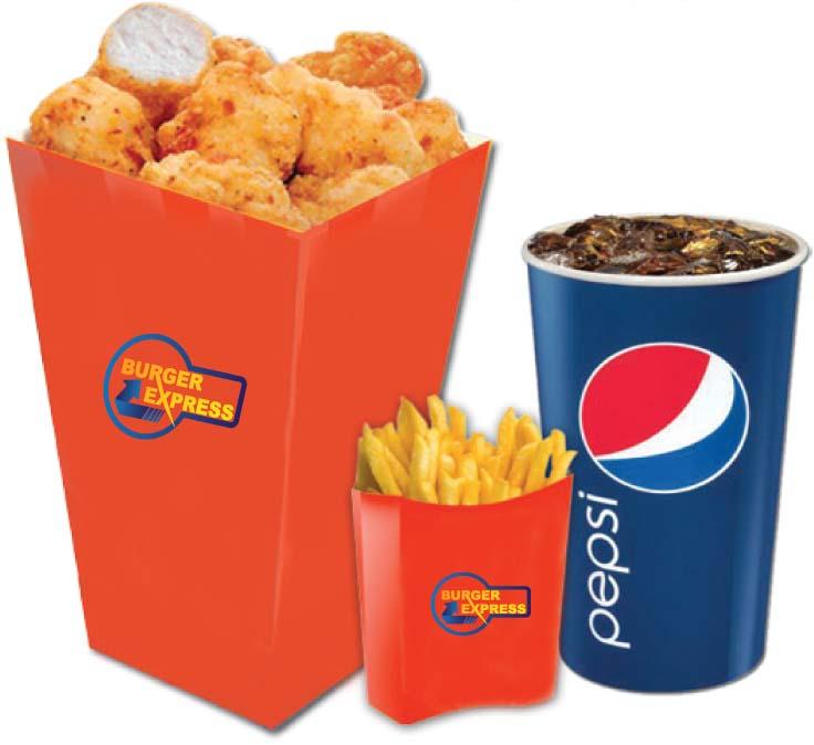 Popcorn Meal